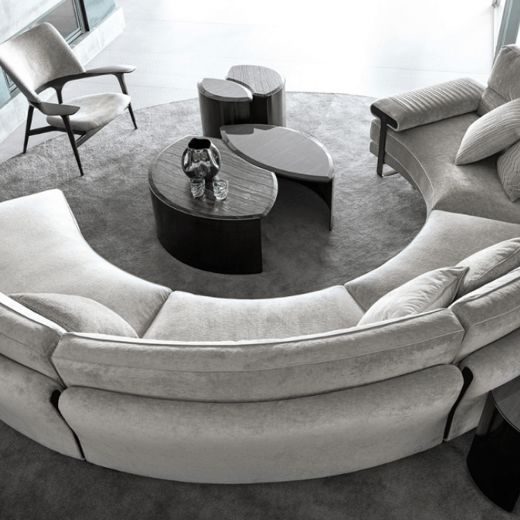 Mirage sectional